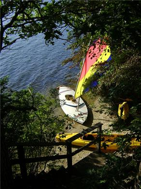 Brewster Cape Cod vacation rental - Your own private sandy beach