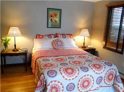 Brewster Cape Cod vacation rental - First floor Queen Bedroom
