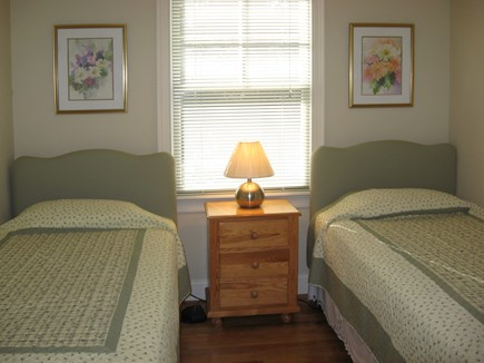 Orleans Cape Cod vacation rental - Twin Bed Room, w/ Large Closet & Dresser