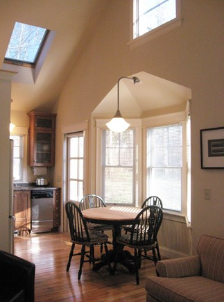 Orleans Cape Cod vacation rental - Dining Area w/ High Vaulted Ceiling - Bright & Sunny