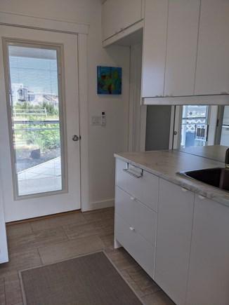 Provincetown Cape Cod vacation rental - Efficiency kitchen - coffee maker; toaster; 2 burner hotplate