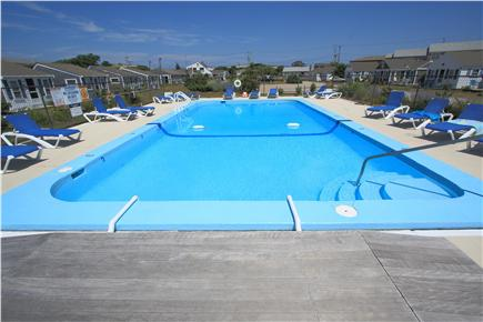 Provincetown Cape Cod vacation rental - Pool area (open July-September)