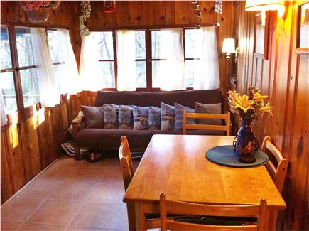 Wellfleet Cape Cod vacation rental - Enclosed porch