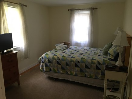 South Dennis Cape Cod vacation rental - Master bedroom with queen bed