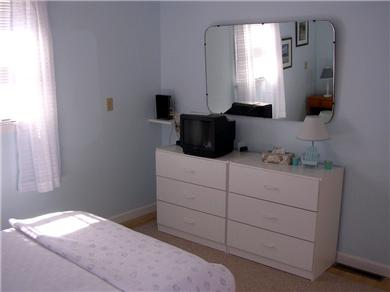 Centerville Centerville vacation rental - Small 1st floor bedroom with full bed, wood floors, closets