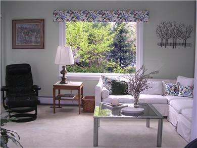 Centerville Centerville vacation rental - Sunroom has skylights, TV, access to back deck