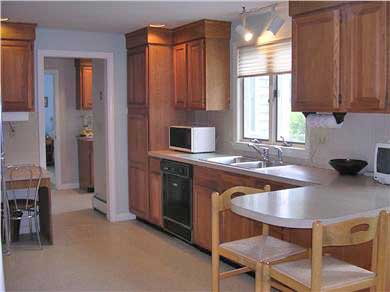 Centerville Centerville vacation rental - Fully equipped kitchen features breakfast bar, and gas stove