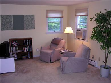 Centerville Centerville vacation rental - Sitting area with two recliners, private bath w/ jacuzzi