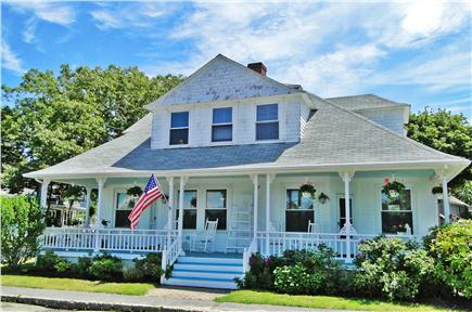 Onset on Water Street Inlet MA vacation rental - Charming 1880 Victorian Home, Whole Hse or North/South sep.units