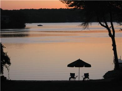Plymouth MA vacation rental - Umbrella and chairs provided