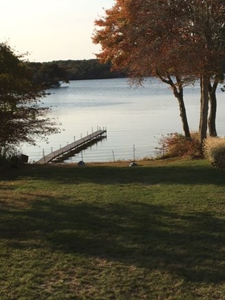 Plymouth MA vacation rental - Amazing views of the pond