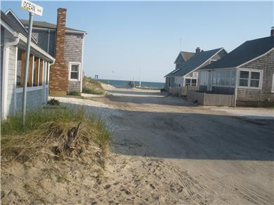 West Dennis Cape Cod vacation rental - Beach just steps away.