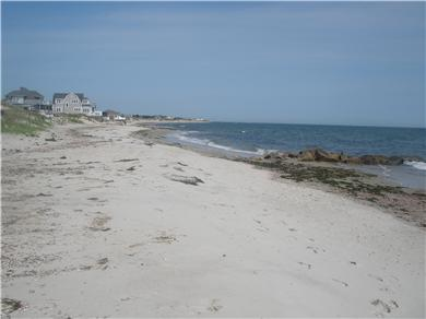 West Dennis Cape Cod vacation rental - Beautiful private beach