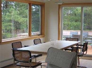 So.Wellfleet Cape Cod vacation rental - Dining area