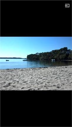 Harwich Cape Cod vacation rental - Public beach on Long Pond 4/10 mile away