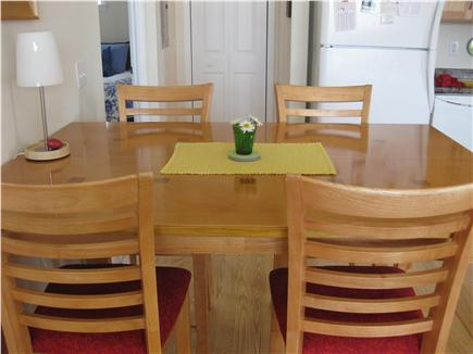 North Truro Cape Cod vacation rental - Dining Table seats 6