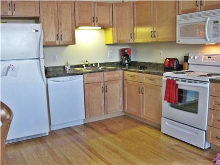 North Truro Cape Cod vacation rental - New appliances & fully stocked kitchen. New Granite Countertops