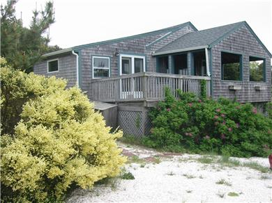 Wellfleet Cape Cod vacation rental - Exterior view of vacation rental ID 17506