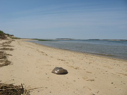 Wellfleet Cape Cod vacation rental - Beach near house