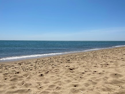 Popponessett / Mashpee Cape Cod vacation rental - Beach: Two minute walk from house