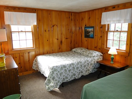 Mashpee Cape Cod vacation rental - Ist bedroom with queen bed and twin