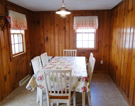 Mashpee Cape Cod vacation rental - Dining area - part of large kitchen