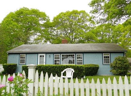 Mashpee Cape Cod vacation rental - Our happy place - cottage on Shore Drive