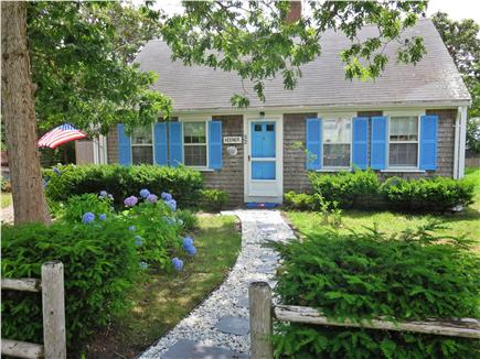 S. Chatham Cape Cod vacation rental - Front view of home