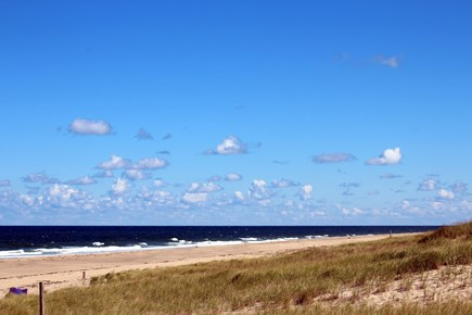 Truro Cape Cod vacation rental - Head of The Meadow Beach - 4.1 mile drive on Ocean Side of Cape.