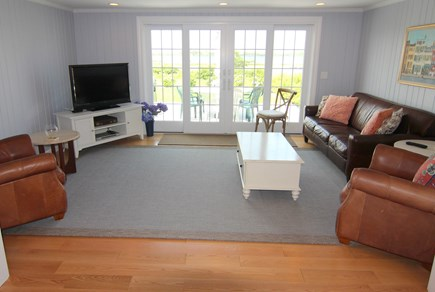 Truro Cape Cod vacation rental - Living Room Renovation 2017