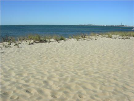 Truro Cape Cod vacation rental - Bay Beach Across Street