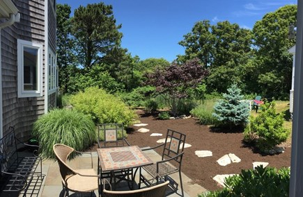 Brewster Cape Cod vacation rental - Yet another outdoor space to relax and socialize
