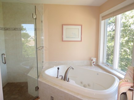 Brewster Cape Cod vacation rental - Including a Jacuzzi tub