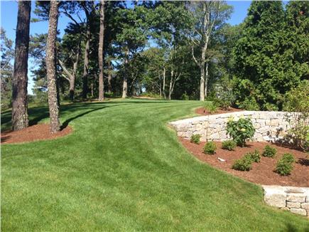 Brewster Cape Cod vacation rental - Quality landscaping all around