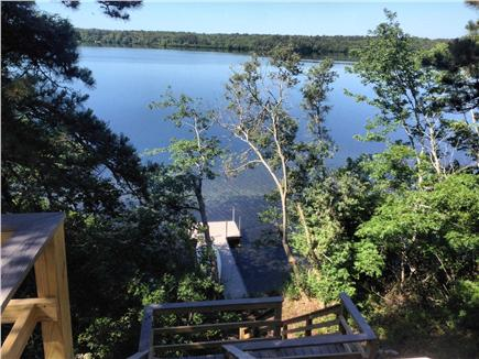 Brewster Cape Cod vacation rental - Seymour Pond is beautiful and natural