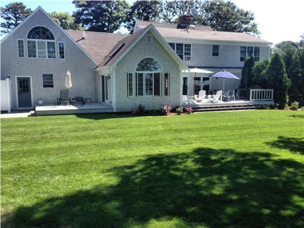 Brewster Cape Cod vacation rental - Backyard