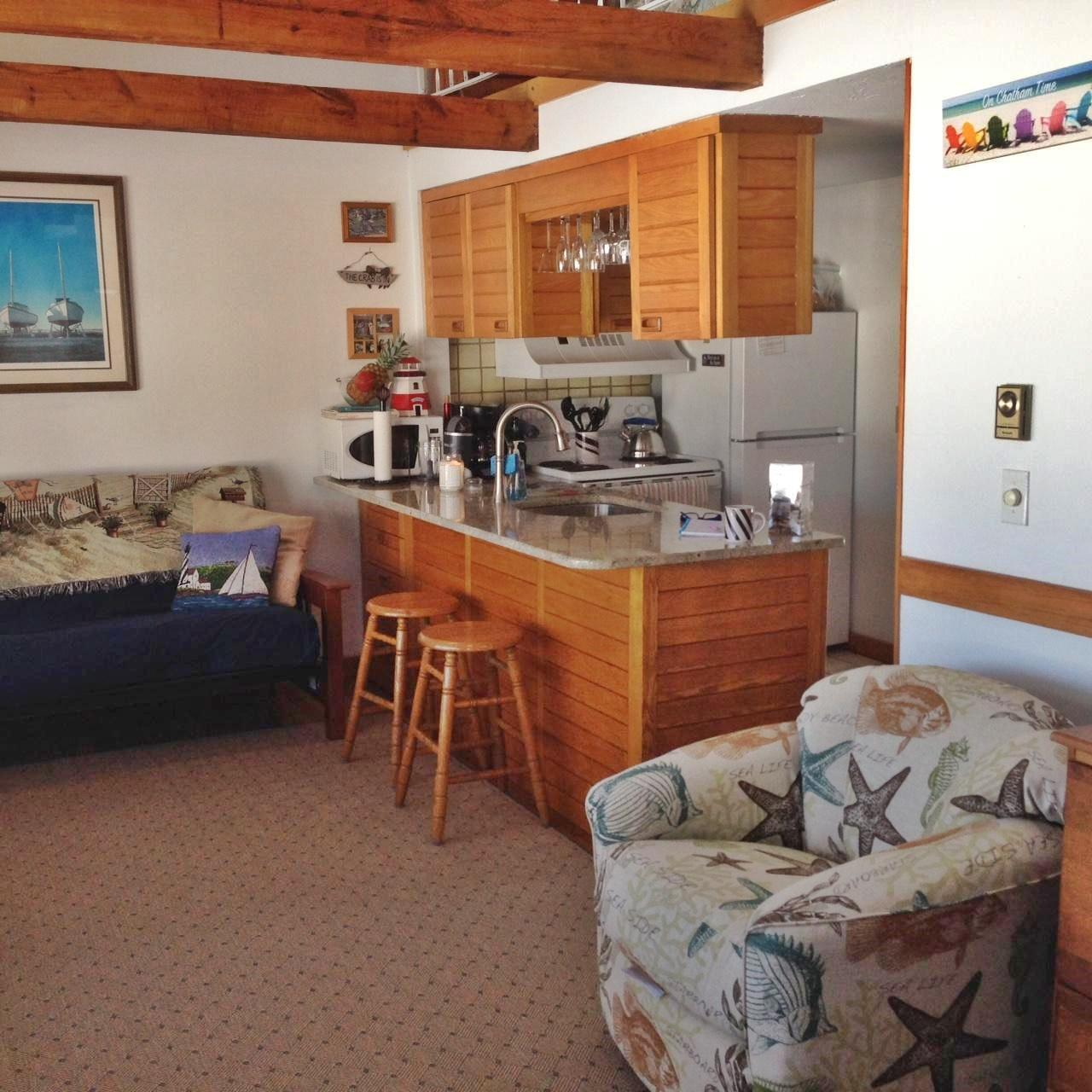 Chatham Vacation Rental Condo In Cape Cod MA02633, On