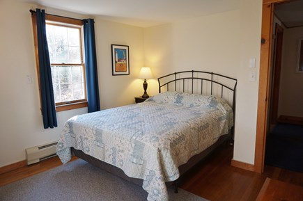 North Eastham Cape Cod vacation rental - First Floor Bedroom with queen bed