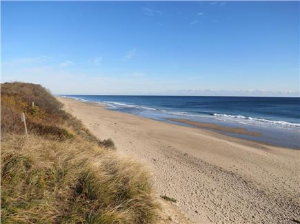 North Eastham Cape Cod vacation rental - Nauset Light Beach