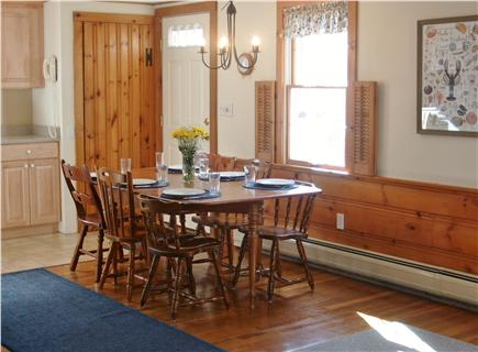 North Eastham Cape Cod vacation rental - Dining Area - seats up to ten