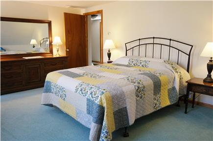 North Eastham Cape Cod vacation rental - Second Floor Master Bedroom with queen bed