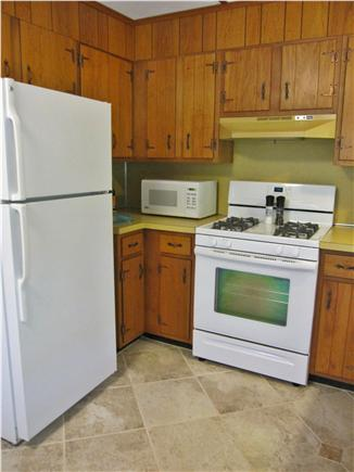 Dennis Cape Cod vacation rental - Kitchen area (new appliances)