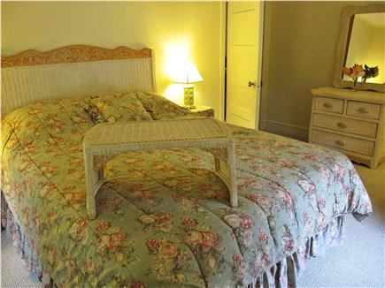 Dennis Cape Cod vacation rental - Queen bedroom on main floor