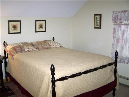 Brewster Cape Cod vacation rental - Upstairs bedroom furnished with real antiques  & A/C