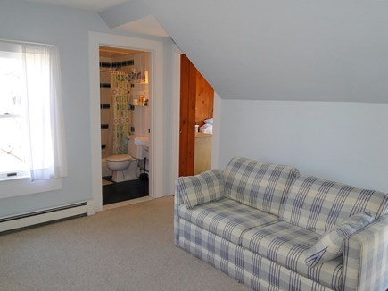 Dennis Cape Cod vacation rental - Enter the Master suite with sitting area, bathroom
