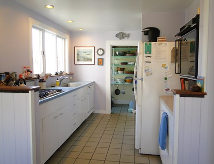 Dennis Cape Cod vacation rental - Kitchen with large pantry