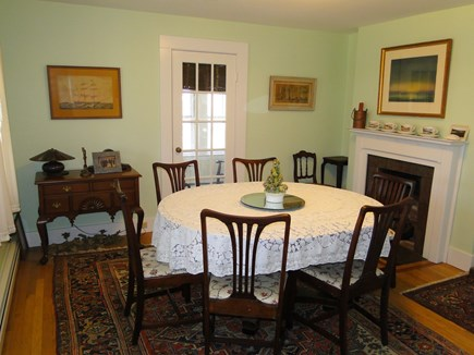 Dennis Cape Cod vacation rental - Large dining room, adjacent to kitchen