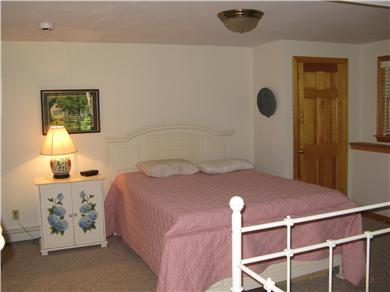 Wellfleet Cape Cod vacation rental - Lower Level Queen Bedroom, Has Daybed too,Separate Bath/Shower