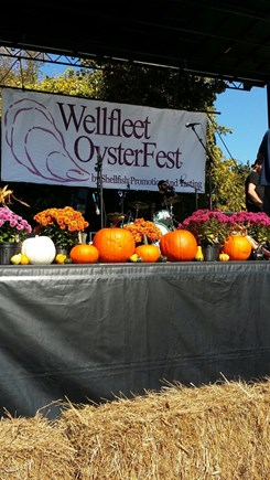 Wellfleet  Cape Cod vacation rental - Welfleet Oysterfest is not to be missed in October