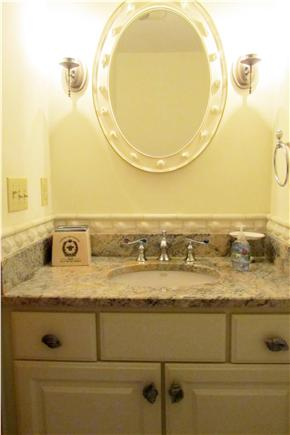 Wellfleet  Cape Cod vacation rental - 1st Floor Bathroom